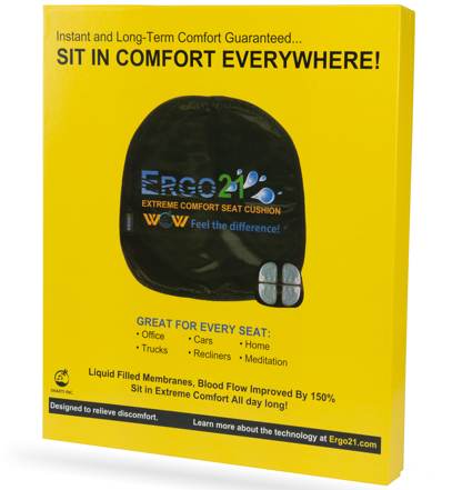 Ergo21 Original Cushion Box