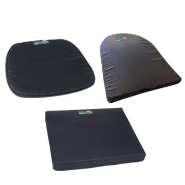 Ergo21 Original Sports and Lumbar Cushion Bundle
