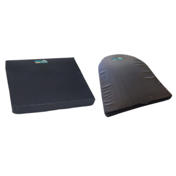 Ergo21 Sport and Lumbar Cushion Bundle