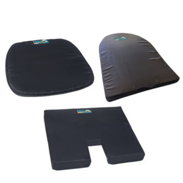 Ergo21 Original Coccyx and Lumbar Cushion Bundle