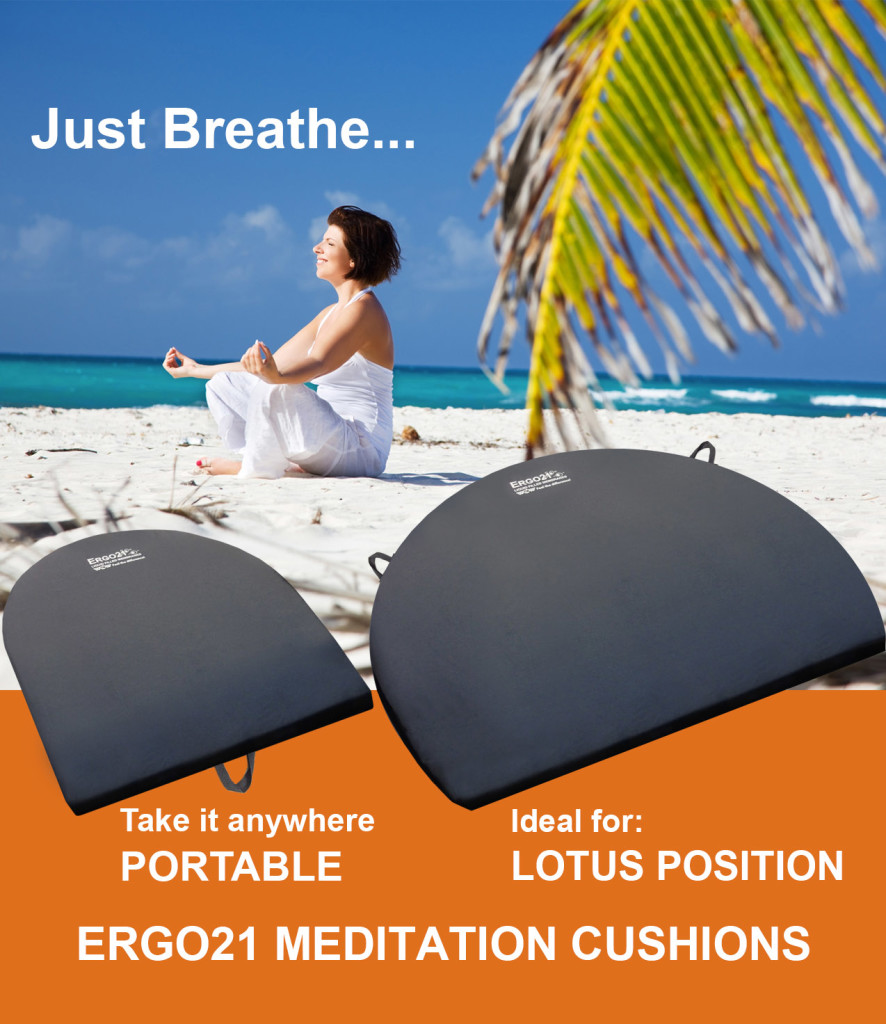 Ergo21 Meditation Cushion